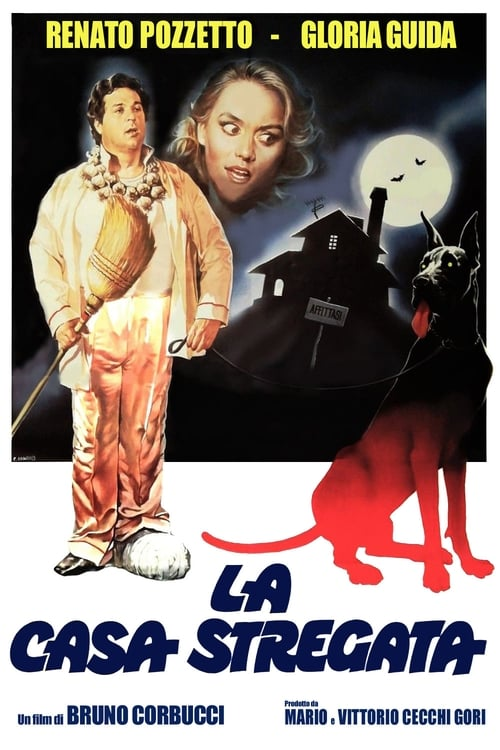 The Haunted House (1982) Poster
