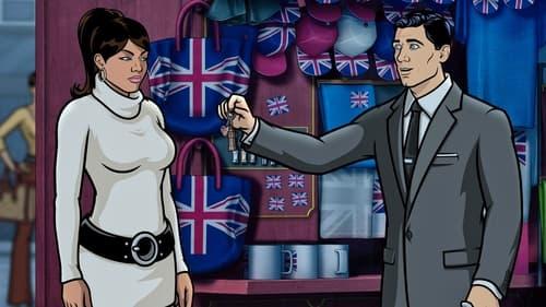 archer - Season 12 - Episode 3: London Time