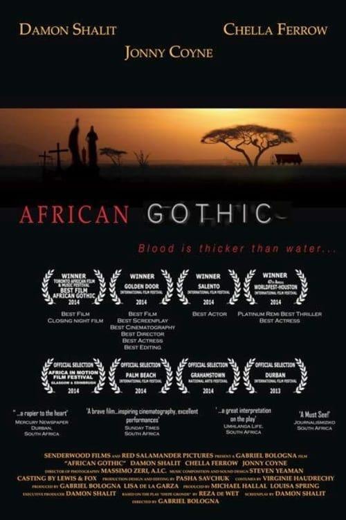 Filme African Gothic Em Português Online