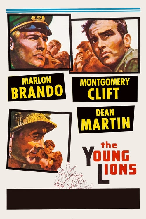 Largescale poster for The Young Lions