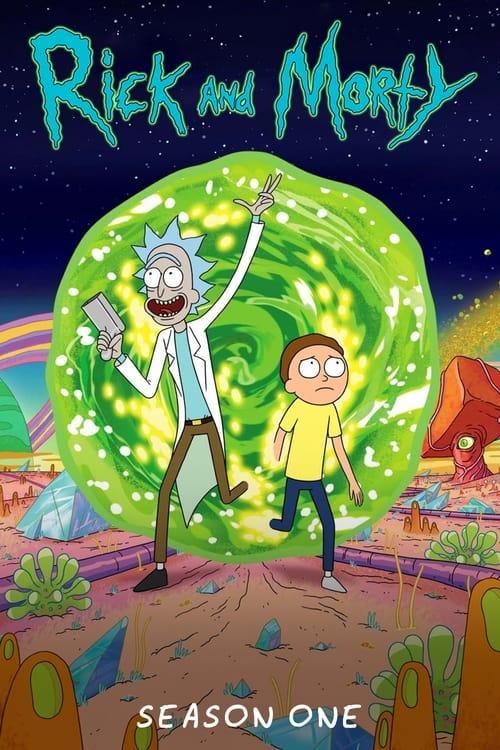 Subtitles Rick and Morty Season 1 in English Free Download
