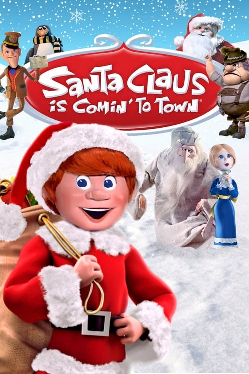 Santa Claus Is Comin' to Town (1970) Poster