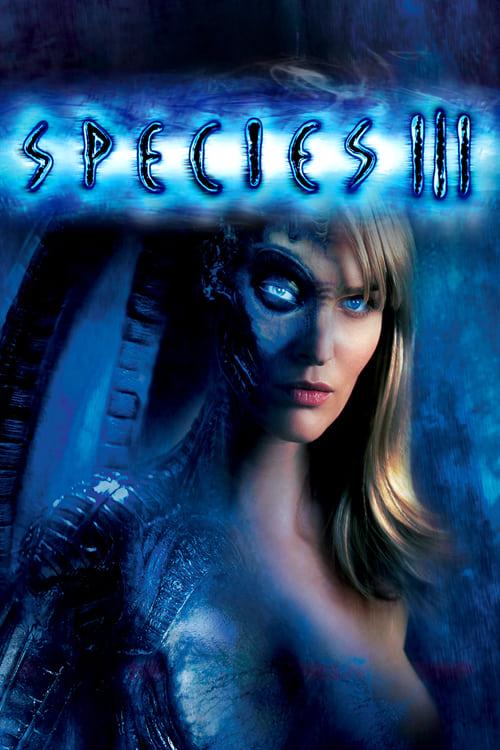 Species III (2004) Poster