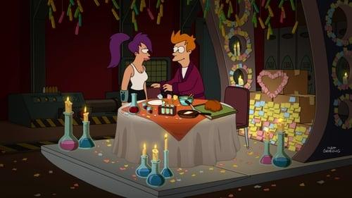 Futurama - Season 7 - Episode 15: Fry and Leela's Big Fling
