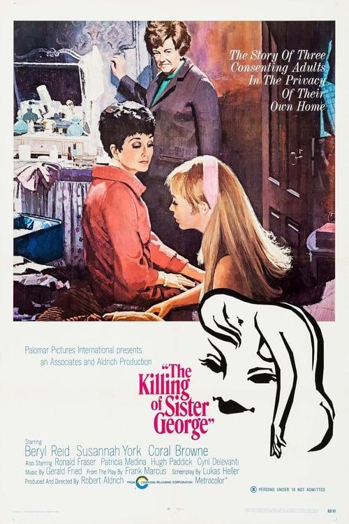Assistir Filme The Killing of Sister George Completamente Grátis