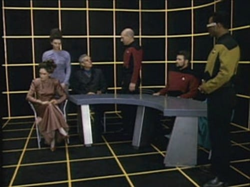Star Trek: The Next Generation: Season 3 – Episod A Matter of Perspective
