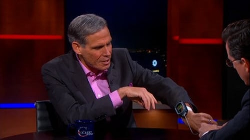 The Colbert Report: Season 9 – Episode Eric Topol