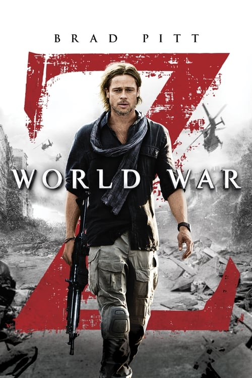 Poster von World War Z