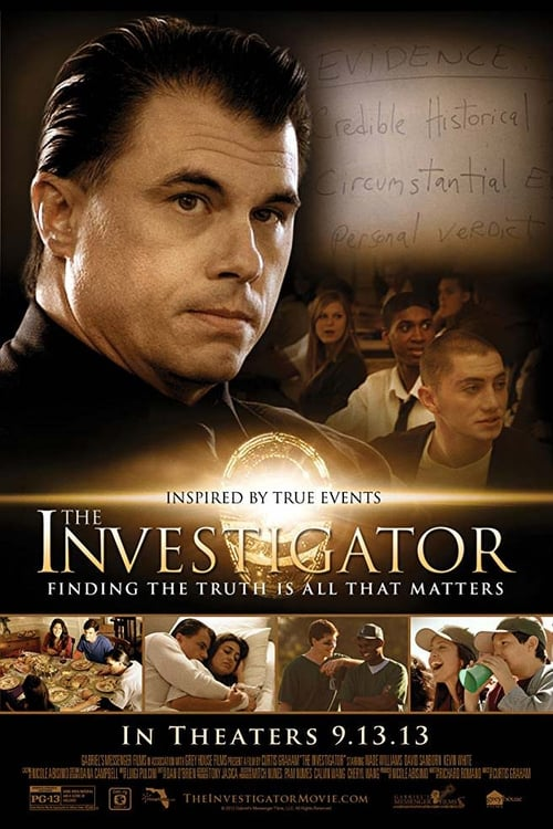 Largescale poster for The Investigator