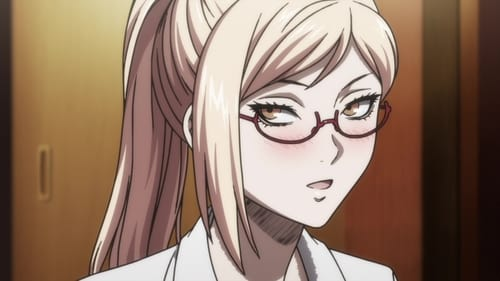 KENGAN ASHURA - Season 1: Part I - Episode 2: Super Human