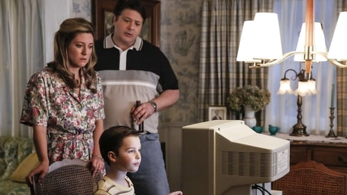 Young Sheldon: Season 1 – Episode A Computer, a Plastic Pony, and a Case of Beer