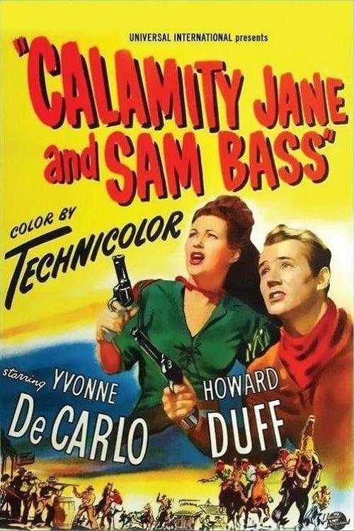 Calamity Jane and Sam Bass (1949)