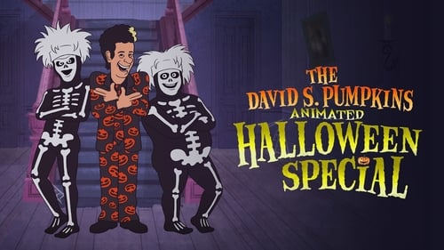 Saturday Night Live: Season 43 – Episode The David S. Pumpkins Animated Halloween Special
