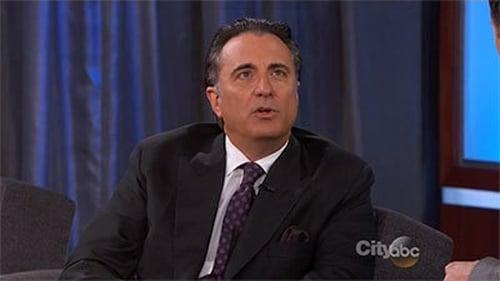 Jimmy Kimmel Live 2014 Streaming: Season 12 – Episode Andy García; Norman Van Aken; Broken Bells