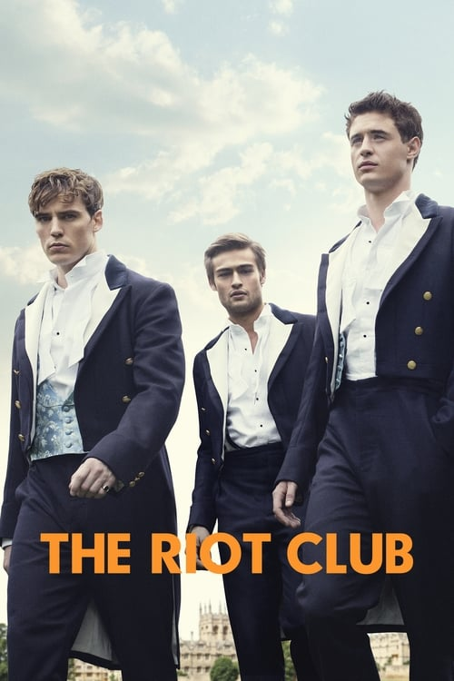 The Riot Club - Poster