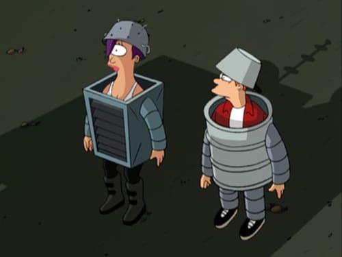 Futurama - Season 1 - Episode 5: Fear of a Bot Planet