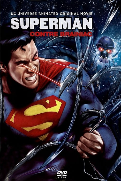 [720p] Superman contre Brainiac (2013) streaming film en français