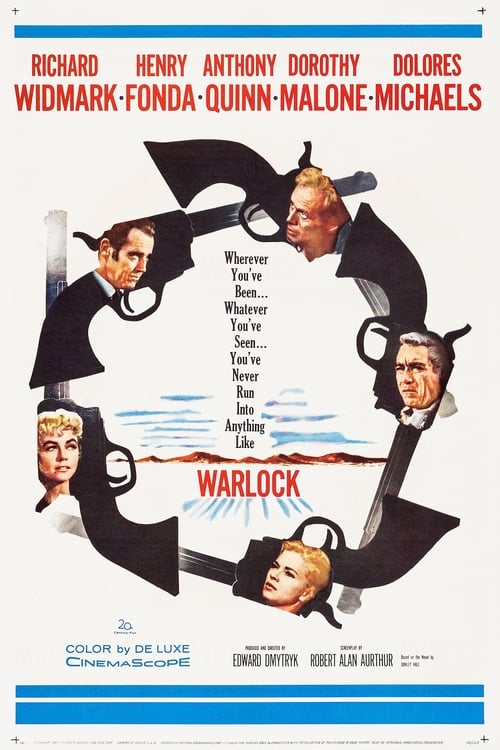 Streaming Warlock (1959) Movie Free Online