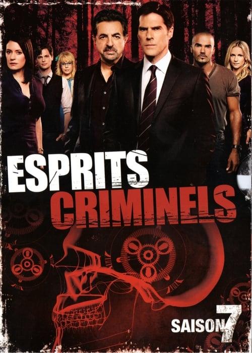 Esprits criminels: Saison 7