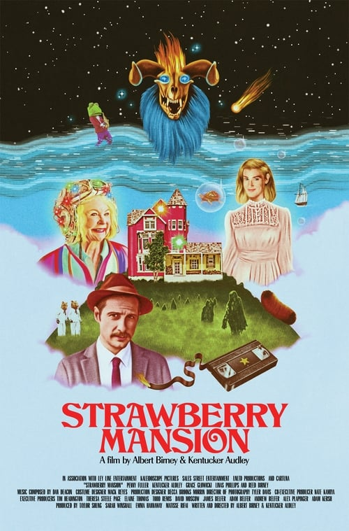 Watch Strawberry Mansion Online Putlocker