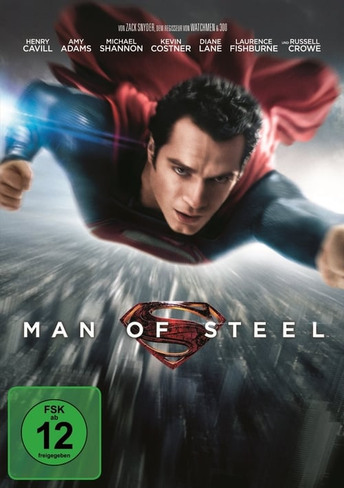 Man of Steel - Action / 2013 / ab 12 Jahre