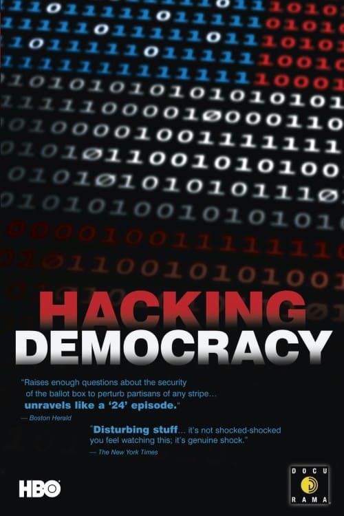Elokuva Hacking Democracy Tekstityksellä Verkossa