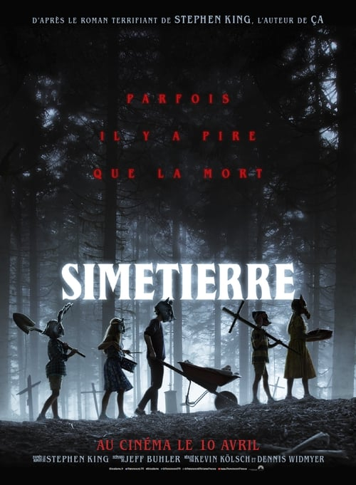 Regarder 〓  Simetierre Film en Streaming VF