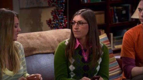 The Big Bang Theory - Season 5 - Episode 8: The Isolation Permutation