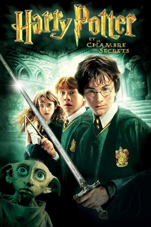 Regarder Harry Potter et la Chambre des secrets (2002) Streaming HD FR