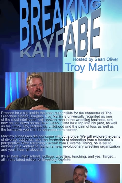 Filme Breaking Kayfabe with Troy Martin Com Legendas Em Português
