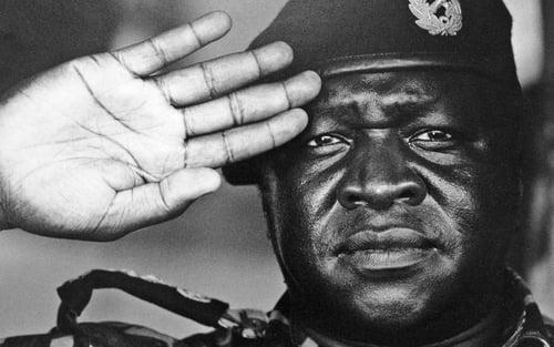 Général Idi Amin Dada: Autoportrait Streaming VF
