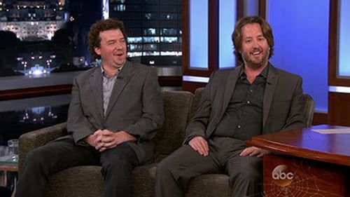 Jimmy Kimmel Live!: Season 11 – Episod Danny McBride & Steve Little; Chiwetel Ejiofor; Arctic Monkeys