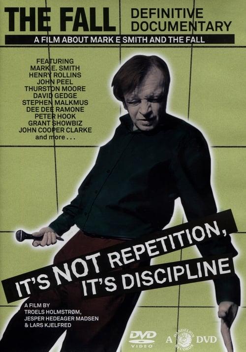 Regarder Le Film It's Not Repetition, It's Discipline Gratuitement