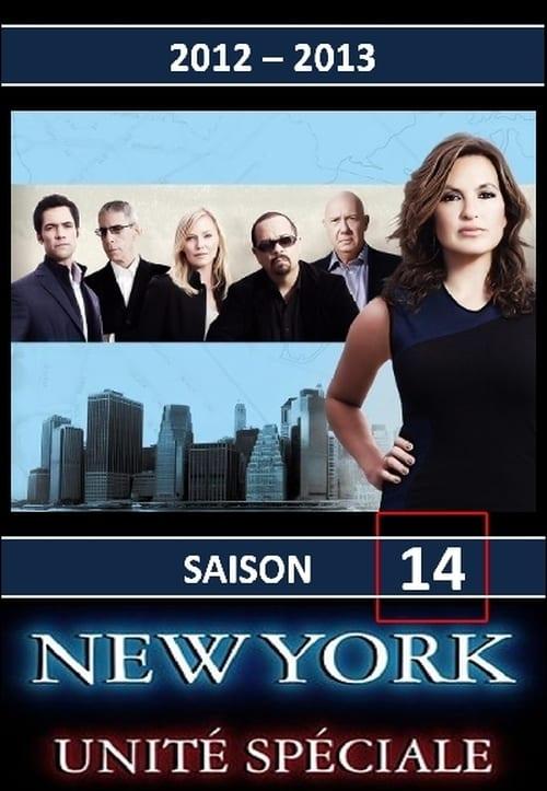 New York Unité Spéciale: Saison 14