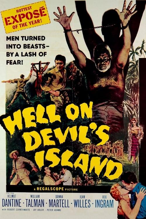 Filme Hell on Devil's Island Em Português