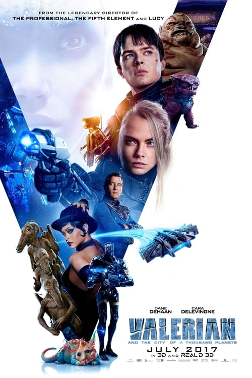 Valerian and the City of a Thousand Planets I recommend the site