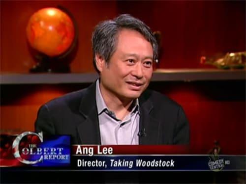 The Colbert Report: Season 5 – Episod Ang Lee
