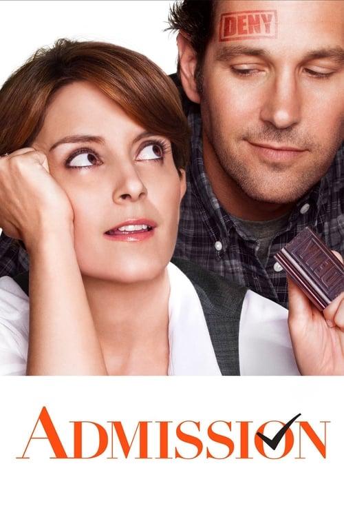 Admission film en streaming