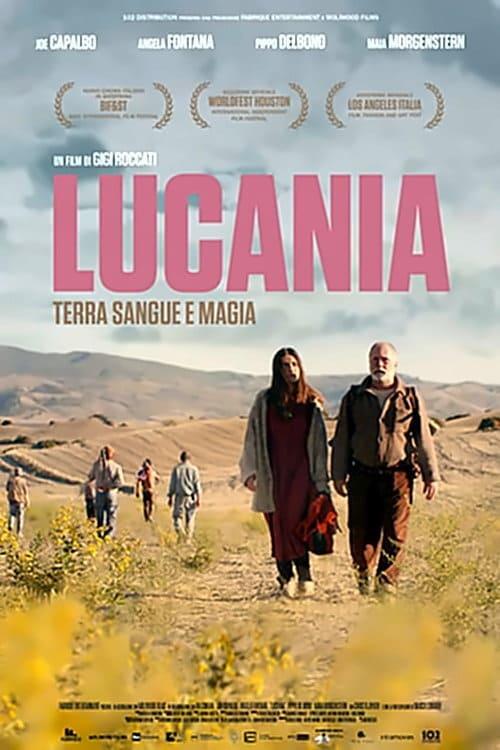Lucania - Terra sangue e magia - Poster