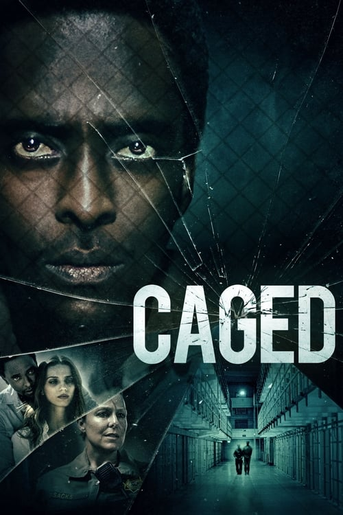 Caged poster