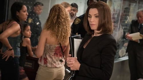 The Good Wife - Season 7 - Episode 1: Bond