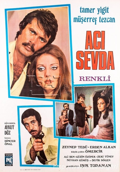 Assistir Filme Acı Sevda Com Legendas On-Line