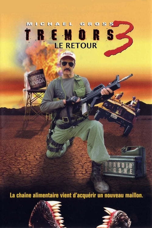 [1080p] Tremors 3, Le Retour (2001) streaming
