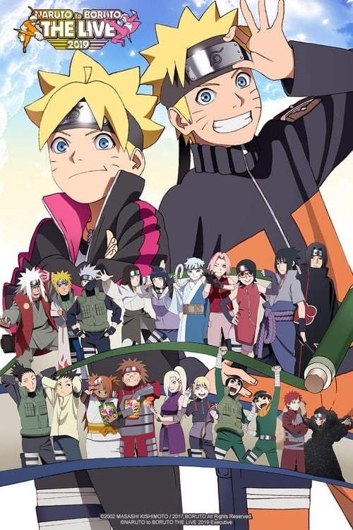 NARUTO to BORUTO The Live 2019