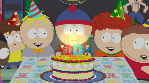 South Park - Season 15 - Episode 7: You're Getting Old