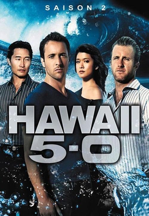 Hawaii 5-0: Saison 2