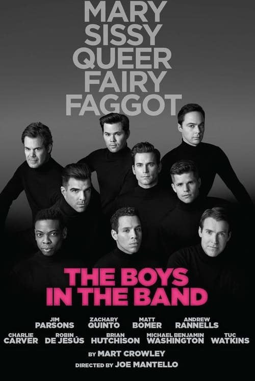 Here page found The Boys in the Band