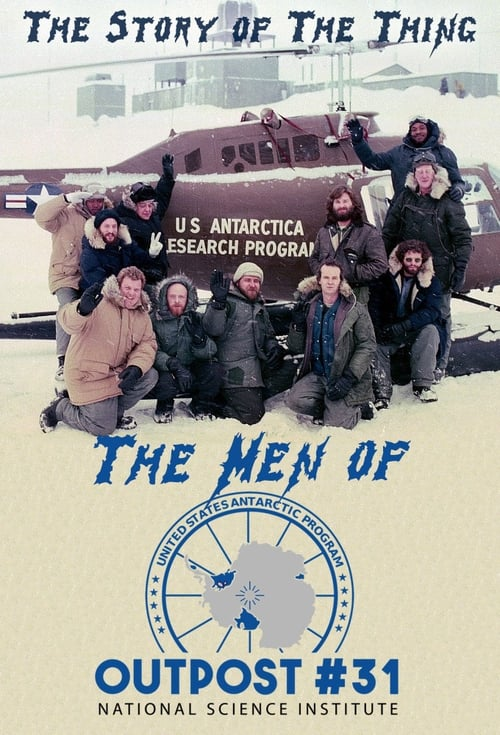 The Men of Outpost 31 (2016)