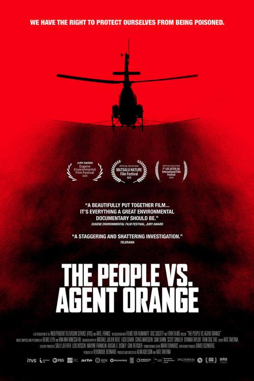 The People vs. Agent Orange (2021) Poster