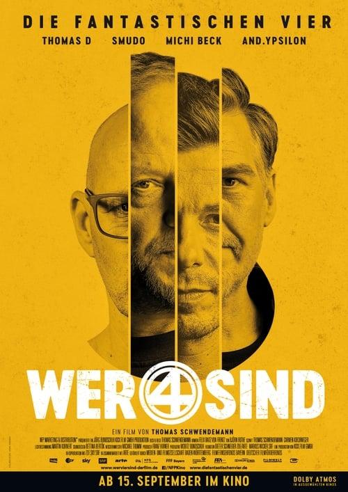 مشاهدة Wer 4 Sind في نوعية جيدة HD 720p